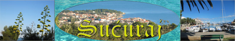 Sućuraj info - Information about Sućuraj on the island of Hvar