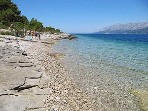 Plaża Bilina