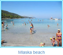 Mlaska beach - photos