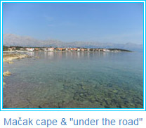 "Mačak cape and ""under the road"" - photos"