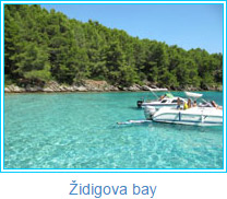 Židigova bay - photos