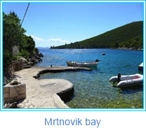 Mrtnovik bay - photos