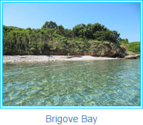 Brigove bay - photos