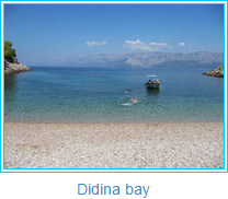 Didina bay - photos