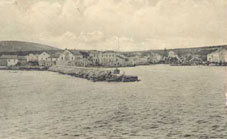 Harbour bank (pumpurela) from 1870