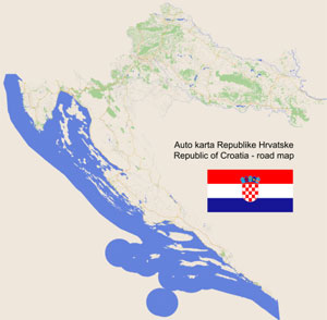 HAK XXL road-map of Croatia (RAR file - 6,25 MB, contains JPG file 18720 x 18340)