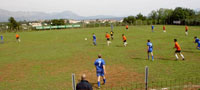 Football club Mladost Sucuraj - soccer field