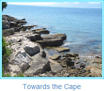 Towards the Cape