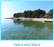 Bays Valica and Blace - photos