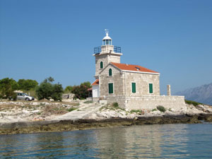 Lighthouse from 1898
