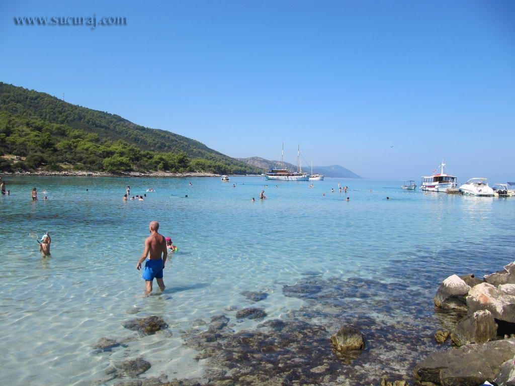 beach Mlaska, island Hvar, Sućuraj, Croatia - YouTube