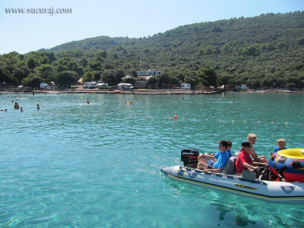 Beach Mlaska - Sućuraj - Island Hvar - Dalmatia Split